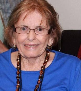 June Smyth, PFLAG Australia founder