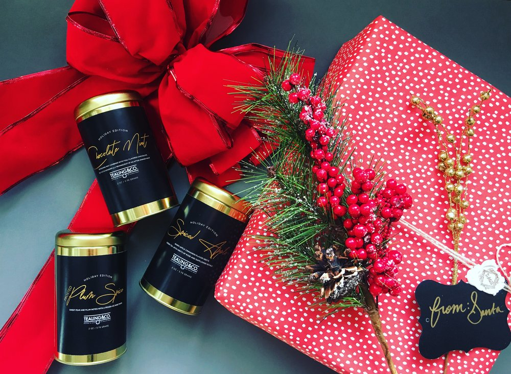 GIVE THE GIFT OF TEA! - Because who doesn't love Tea?!Check out our subscription options.SHOP NOW