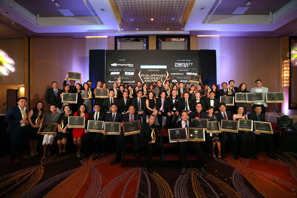 The Winners and Highly Commended of the 4th Philippines Property Awards 2016