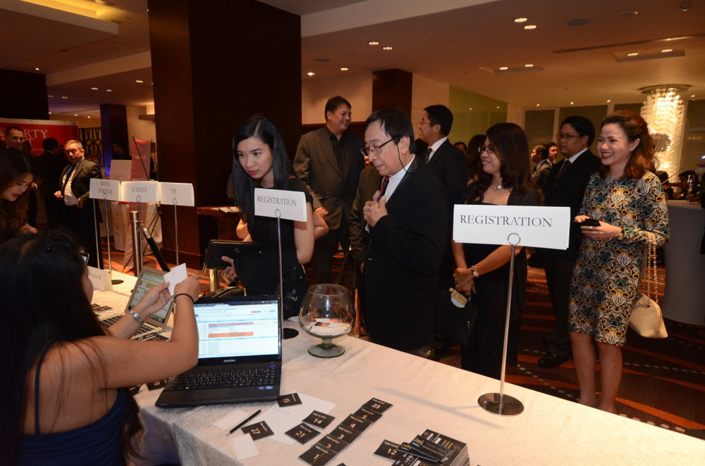 The Philippines Property Awards 2016 at the Fairmont Makati was attended by more than 200 C-level executives and top real estate professionals