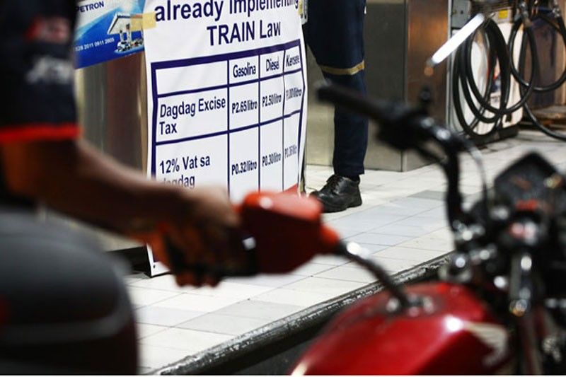 According to data presented by the BIR during a hearing at the House of Representatives, collections due to the TRAIN Law recorded a net gain of P12.5 billion in the first quarter.