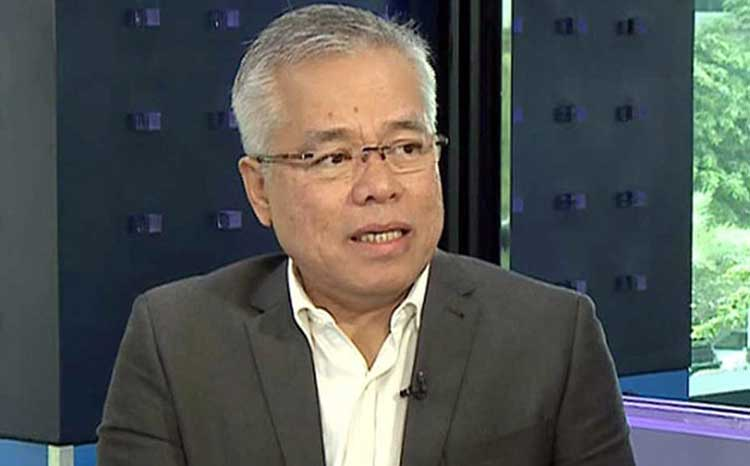 Trade Secretary Ramon M. Lopez -- PHILSTAR