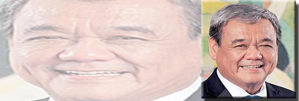 Chairman Isidro Consunji