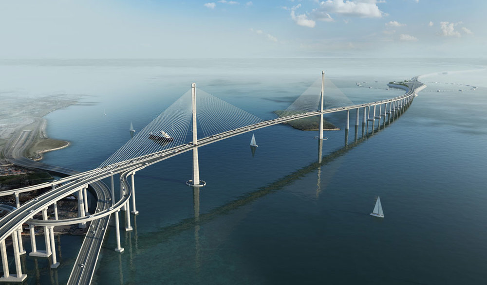 THE CEBU-CORDOVA Link Expressway is expected to be completed in 2021. — COMPANY HANDOUT