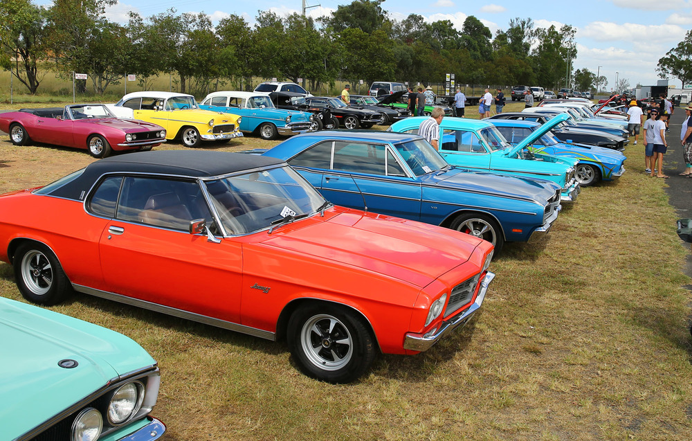 As part of the Series, organisers will be working to elevate the off-track entertainment program to new heights, including a bigger and better Shannons Insurance Show 'n' Shine (credit-dragphotos.com.au)