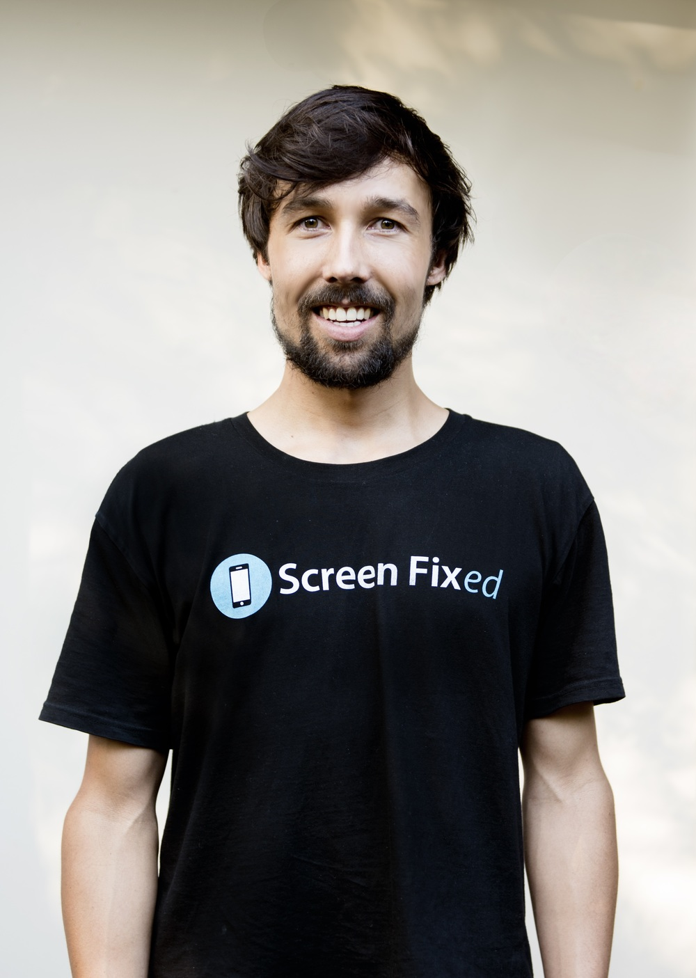 Screen Fixed Founder and Head of Product and Marketing, Ben Turner
