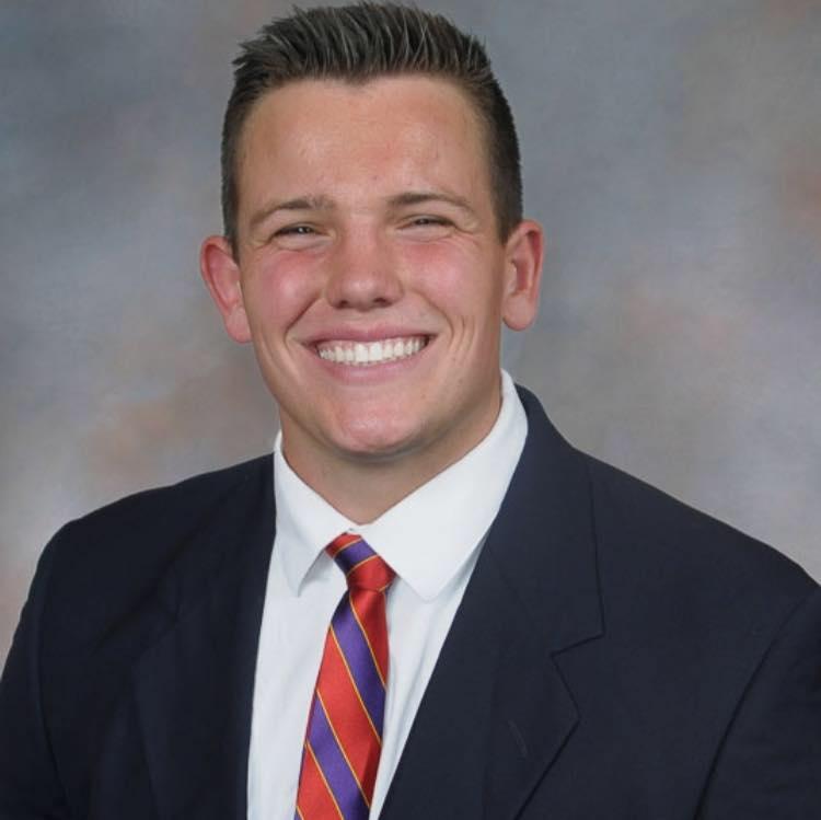 Blake Gurney | Chapter President