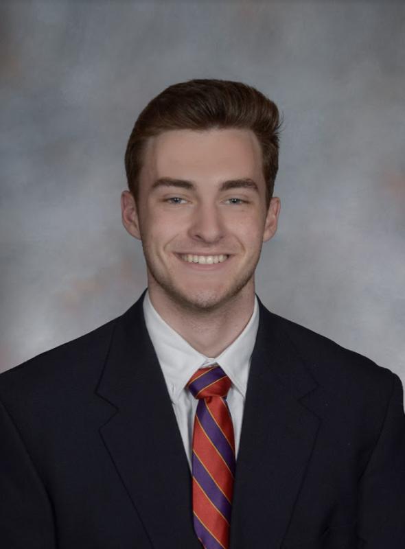 Andrew Poulton | Vice President of Scholarship