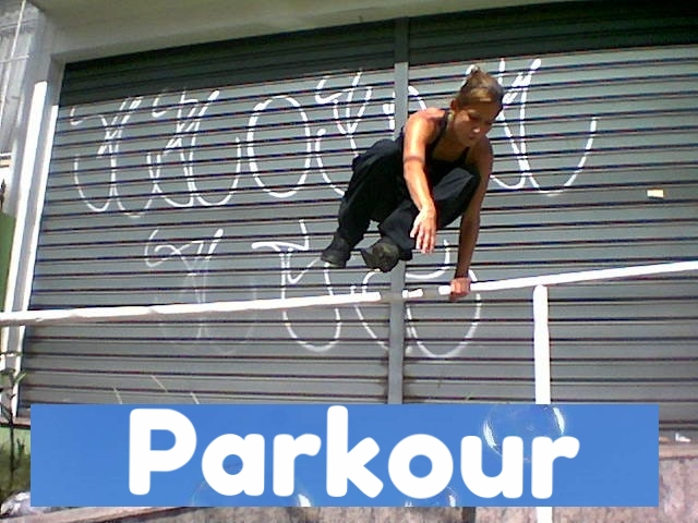 360VIDEO PARKOUR FOR VR 360VR