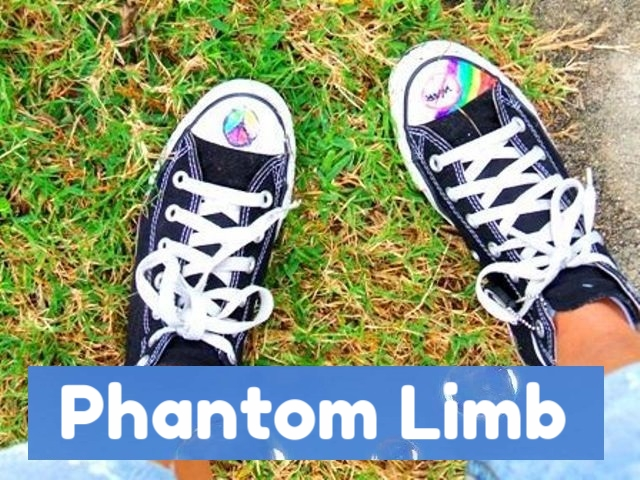 360video phantom limb for 360vr vr