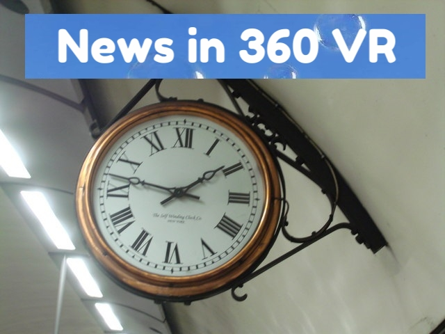 360video news for 360vr vr