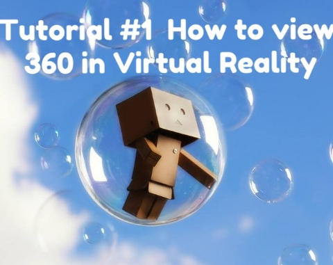 tutorial 1 how to view vr