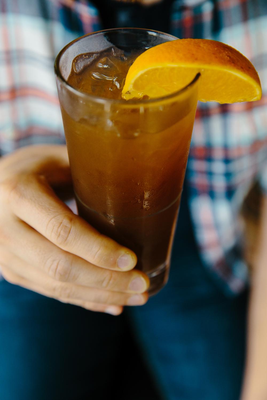 Uh-huh, Orange Honey Chai. Photo by Anthony Najera