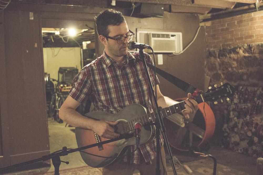 Copy of Tony Ferraro on Thursday. Photo by Brittany Keeton.