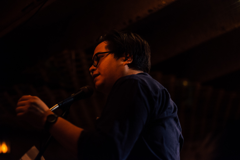Copy of Spiderweb Salon on Sunday. Photo by Brian Doore.