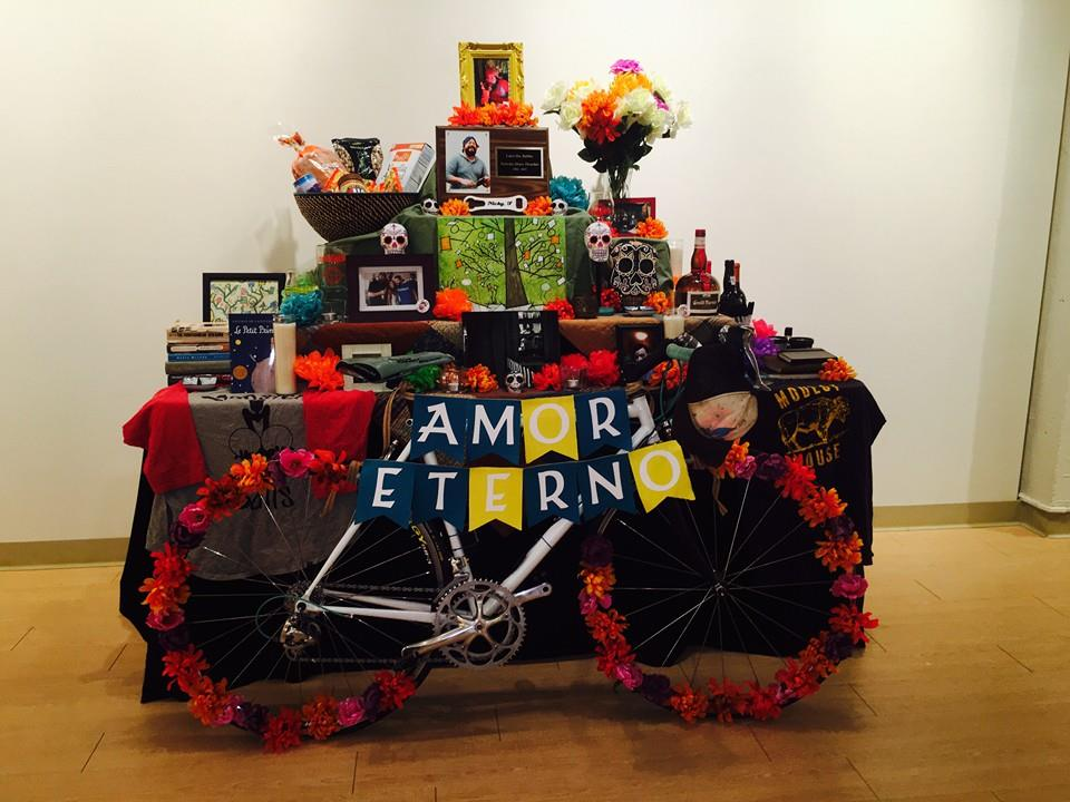 Ofrenda for Nick Thrasher