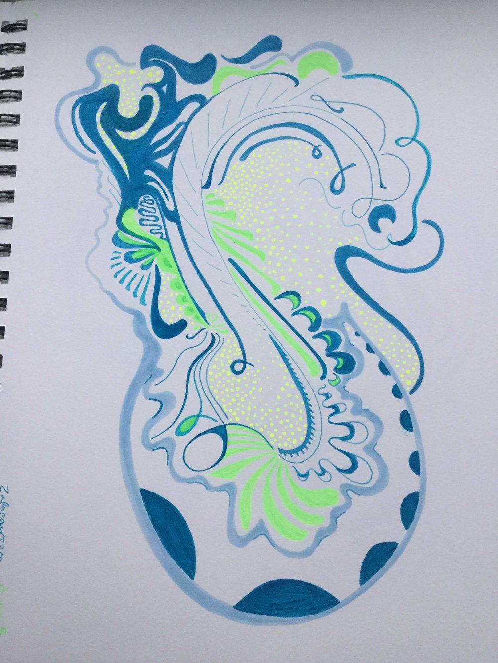 Inktober Challenge - Sad