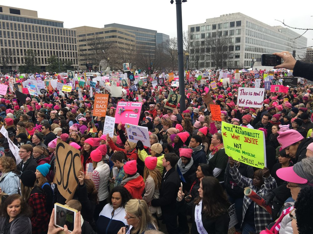 Washington D.C. Photo by Hannah Ridings.