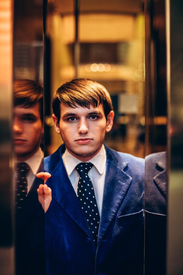 Model: Peyton Fowler