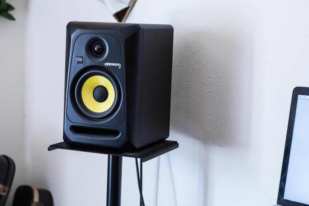 Rokit 5 KRK Speakers