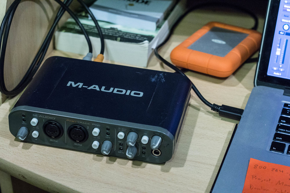 M-Audio FastTrack Pro 2