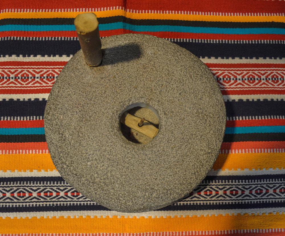 Artifacts on display at Broken Film Festival