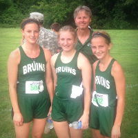 Girls: Cross Country