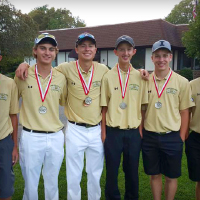 Boys: Golf