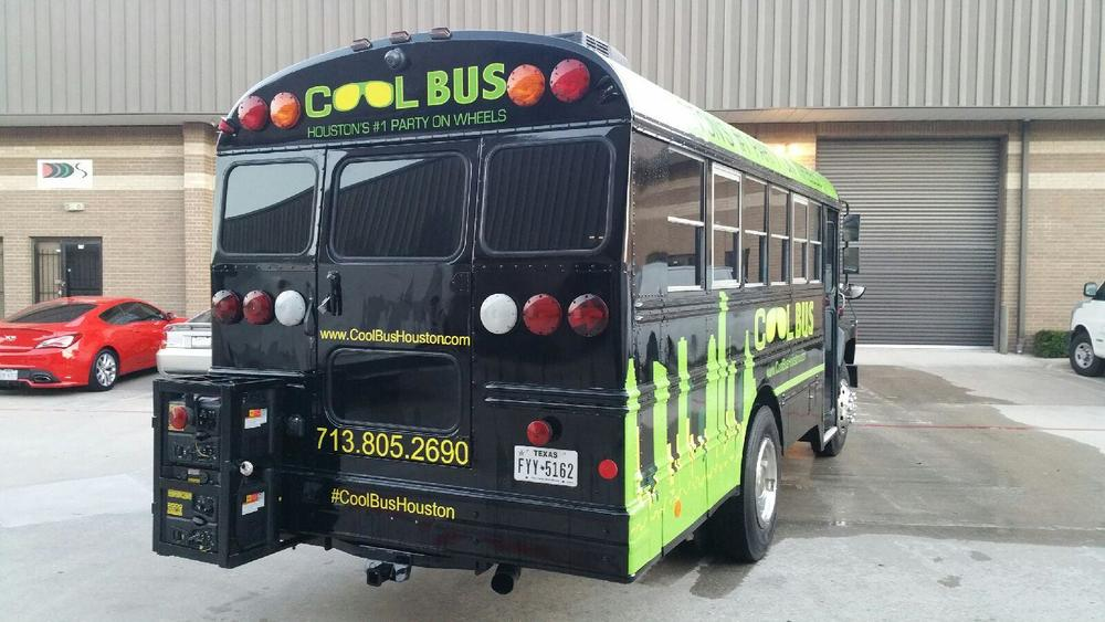 Cool Bus Houston