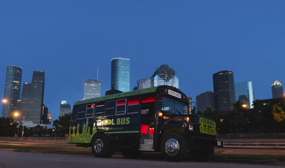 Cool Bus Houston - Houston party bus
