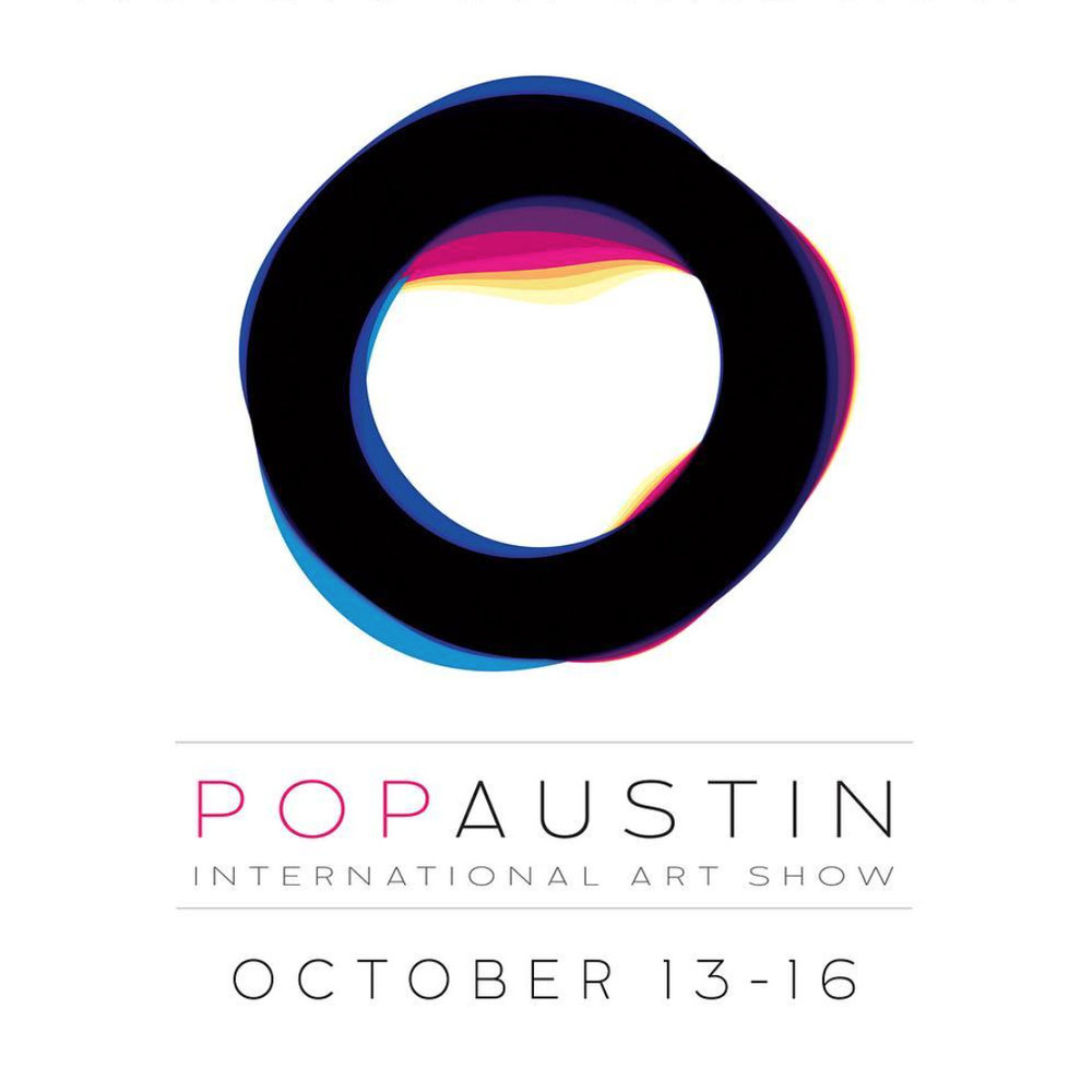 Pop Austin - Co-curated by Roger Gastman October 13th  -  17th 2017