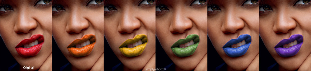 Rihanna Rainbow