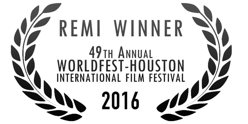 Gold Remi Award (Short Subject Film & Video - Dramatic Original)