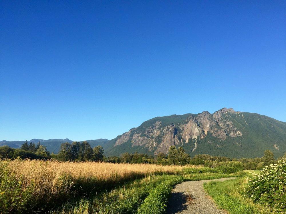 Washington State / July '16