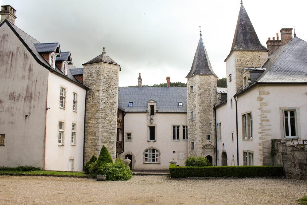 Chateau de Melin