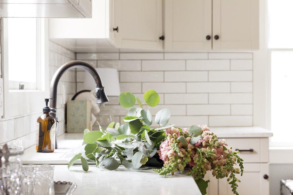 Peach & Pine Home - Interior Design / Home Renovation // Nashville, Tn