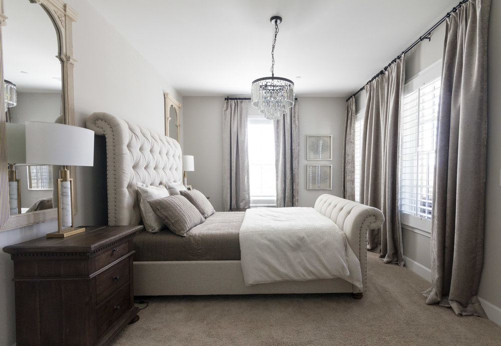 Luxury Condo Bedroom