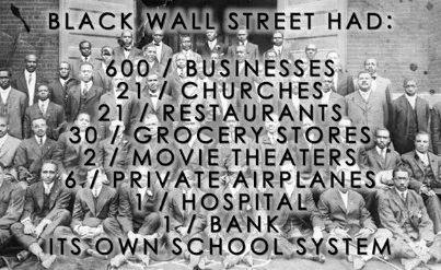 Photo courtesy of: https://hbcumoney.com/tag/black-wall-street/