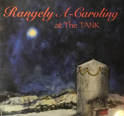 Rangely A-Caroling at The Tank cover art