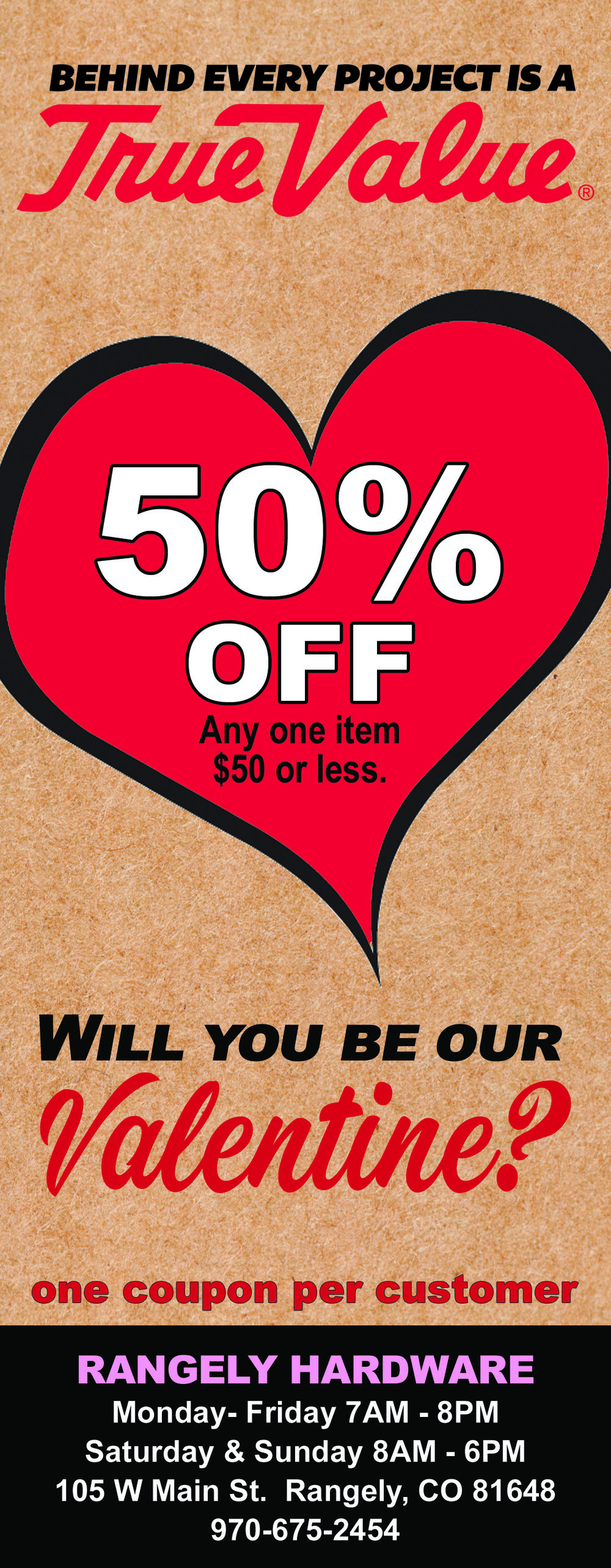 For that DIY valentine in your life, you don't want to miss out on this deal!
