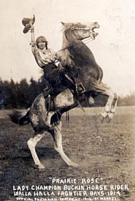 Photo Courtesy of Steamboat Springs Pro Rodeo History
