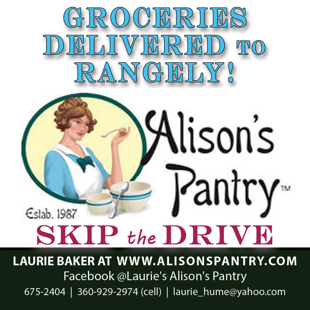 Laurie's Alison's Pantry