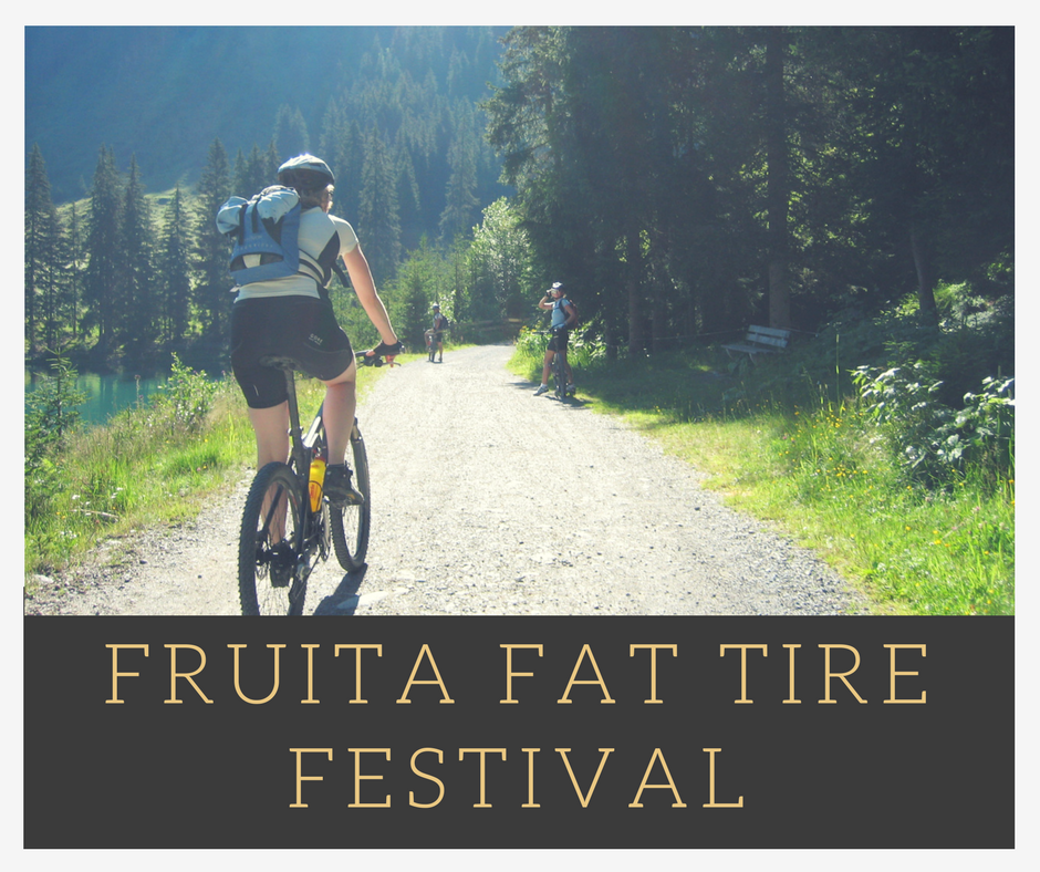 Fruita Fat Tire Festival, Wild and Remote West