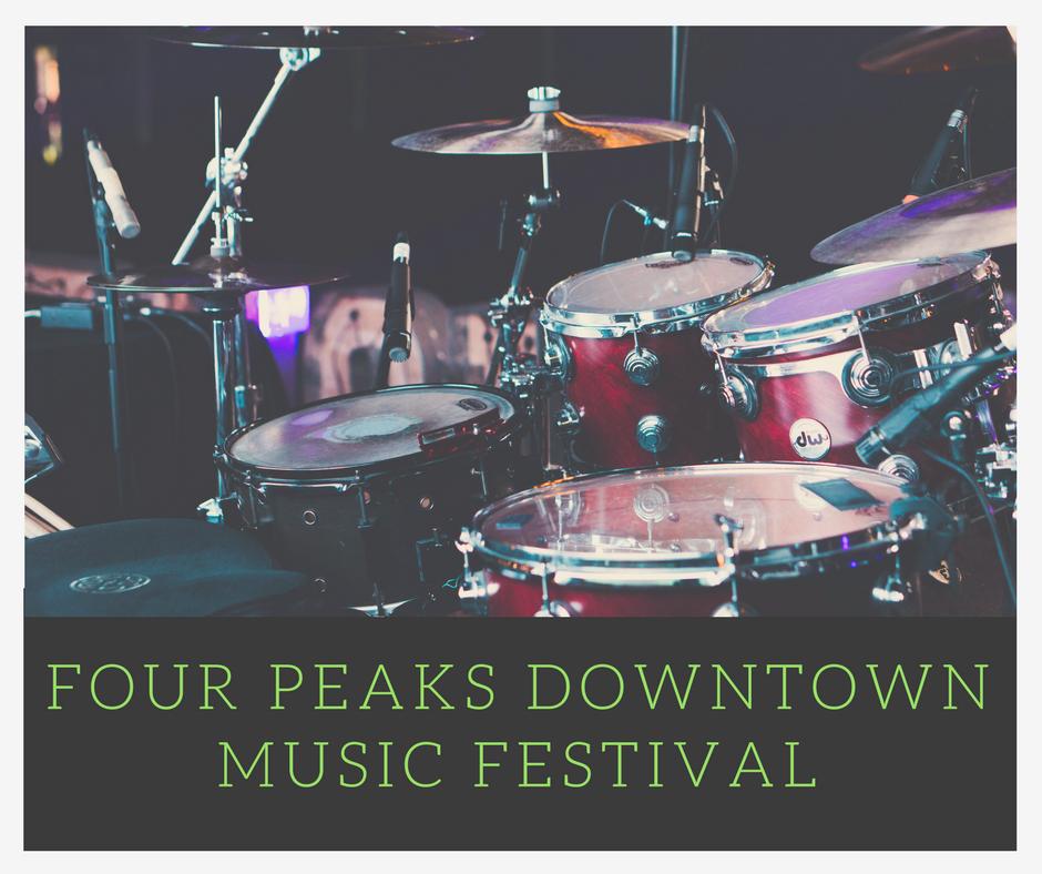 Four Peaks Downtown Festival