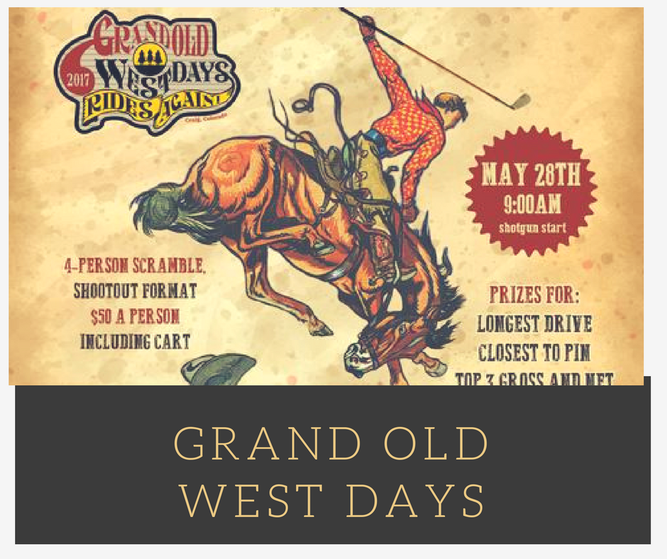 Grand Old West Days
