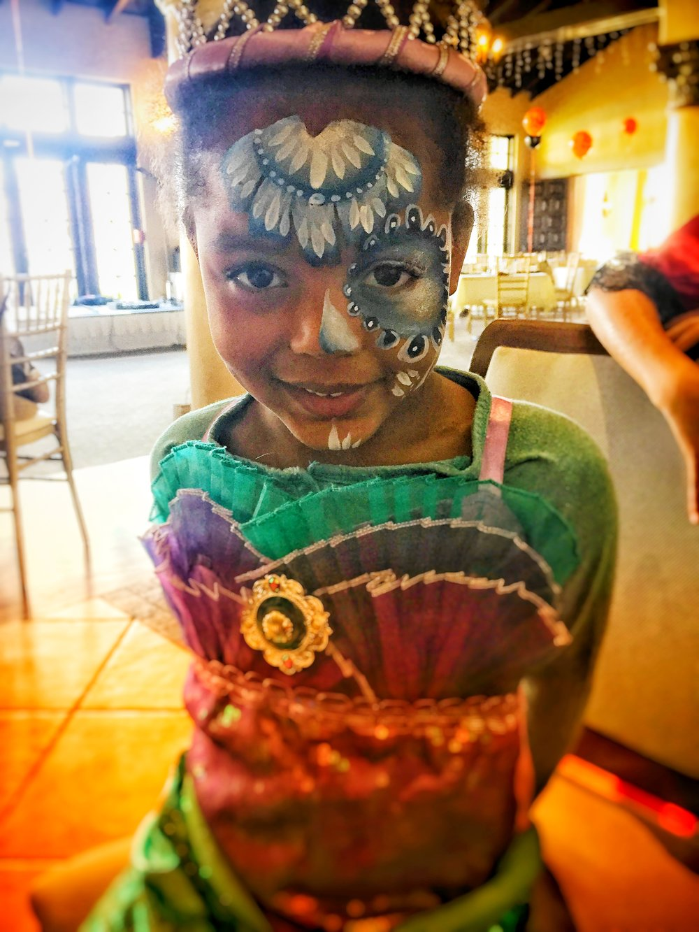 Deposit For Face Painting Balloon Twisting Only 2 Hour Booking