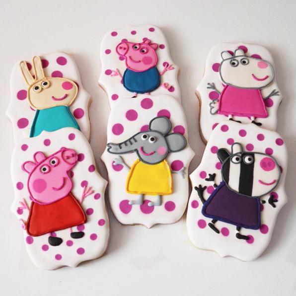 Sugar love cookie designs