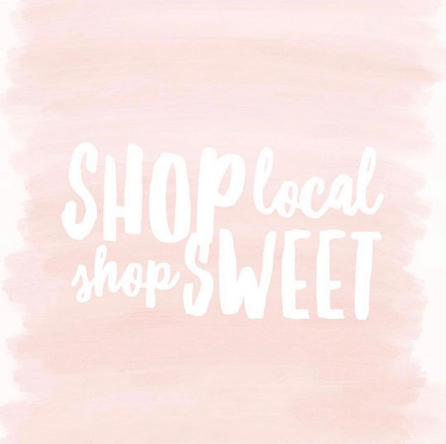 Shop Sweet Market brings the BEST local creatives together in one location for an incredible shopping experience. 🛍  Can't wait to reveal the full list of vendors and food trucks... but for now, keep checking in for daily reveals! This is sure to be the sweetest year yet.❤️~DECEMBER 1st • 10-4~