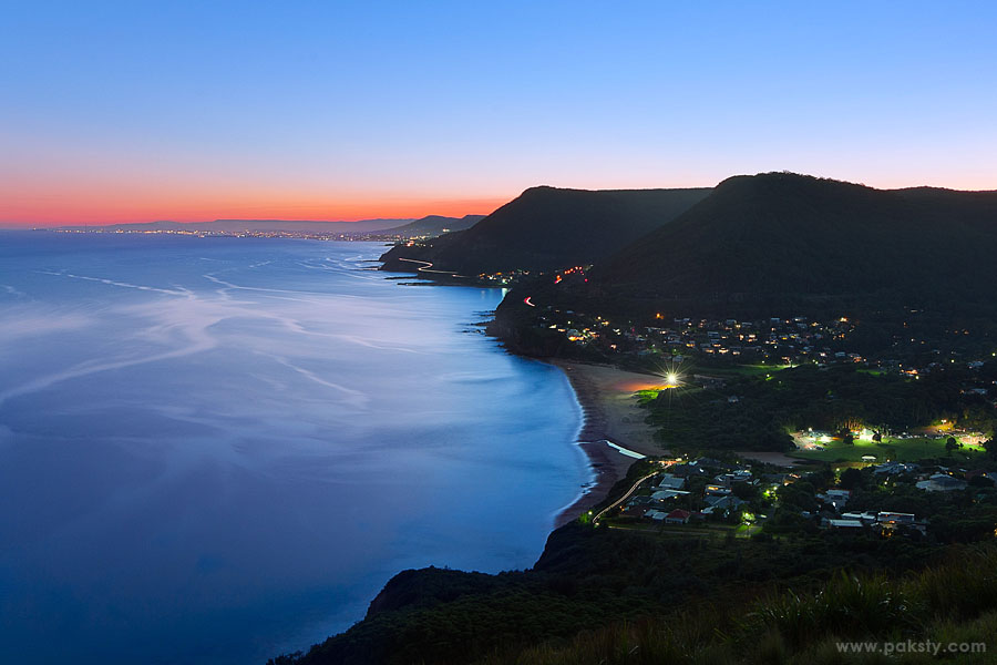 Bald Hill Lookout, Stanwell Park, Wollongong Area – Image Credit: Pavel Trotsenko – Paksty Visuals