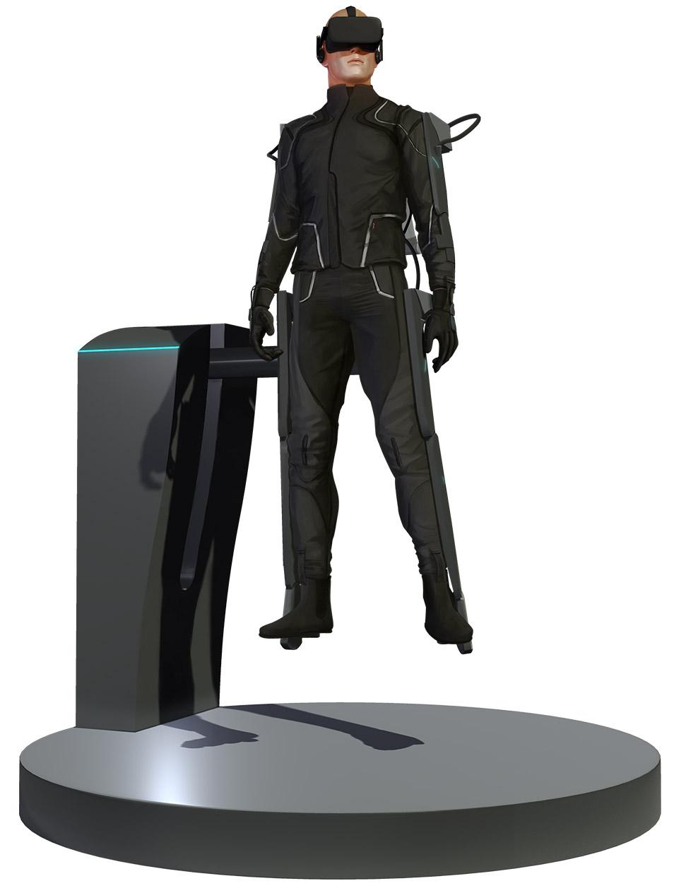 AxonVR Immersive Platform